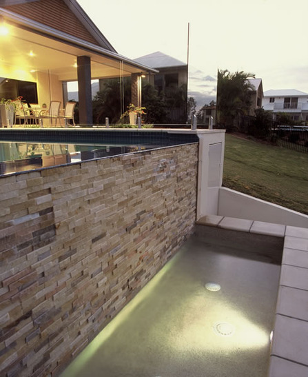 Inground Swimming Pool Builders Brisbane Design Pool