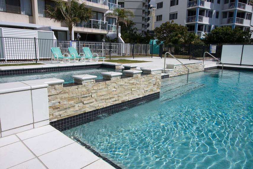 Inground Swimming Pool Builders Brisbane Design Pool Design Pool Designers Designs