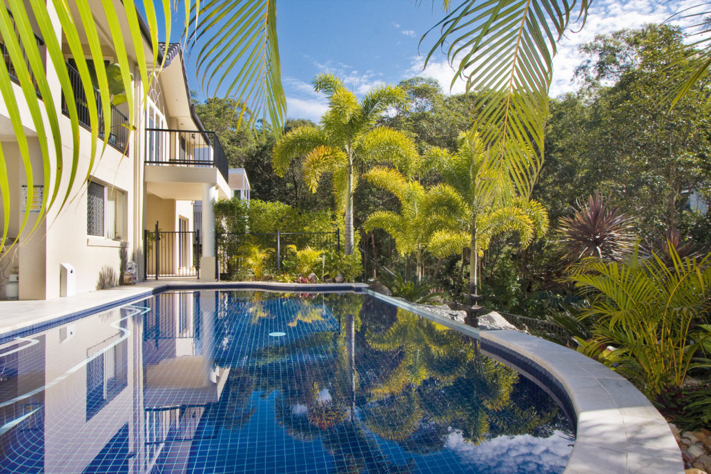 Inground Swimming Pool Builders Brisbane Swimming Pool