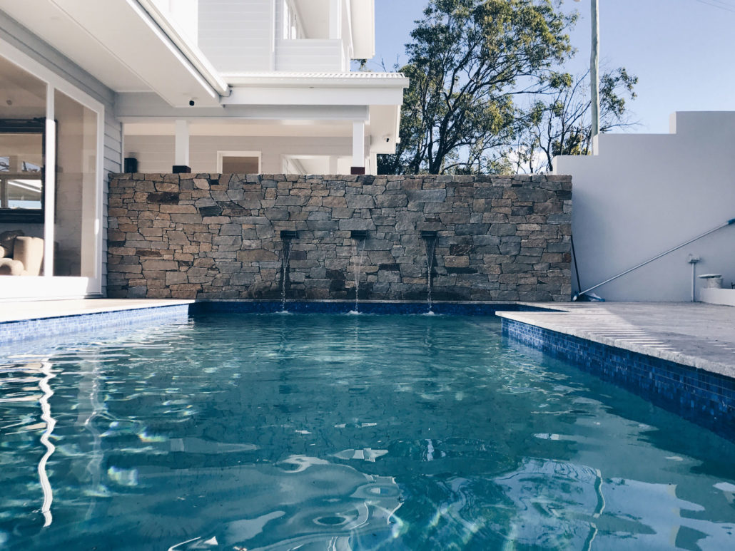 Inground Swimming Pool Builders Brisbane Swimming Pool Designers Swimming Pool Design