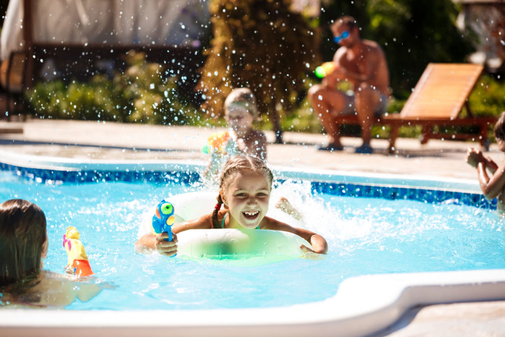 water options for chlorine free pool